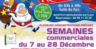 Marché de Noël 2019 de Sourdeval (50)