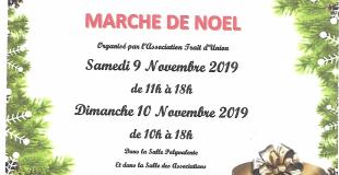 Marché de Noël 2019 de Chamarande (91)