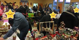 6ème marché de Noël des petits Baingrivillois - Bainville aux miroirs (54)