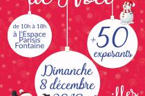 Marché de Noël 2019 de Noailles (60)
