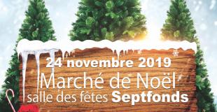 Marché de Noël 2019 de Septfonds (82)