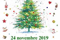 Marché de Noël 2019 de Lentillères (07)