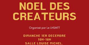 Marché de Noël des créateurs 2019 à Saint-Médard-en-Jalles (33)