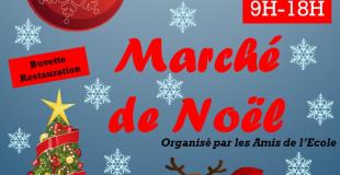 Marché de Noël 2019 de Biars sur Cere (46)