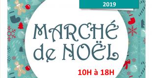 Marché de Noël 2019 à Montbeton (82)