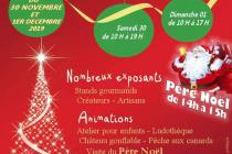 Marché de Noël 2019 à Lignan-sur-Orb (34)