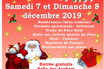 Marché de Noël 2019 de Longperrier (77)
