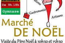 Marché de Noël 2019 de Saint-Sorlin-en-Valloire (26)
