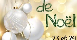 Marché de Noël 2019 de Beugnies (59)