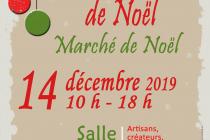 Mille facettes de Noël - Marché de Noël 2019 à Plaimpied-Givaudins (18)