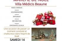Marché de Noël 2019 Villa Medicis à Beaune (21)