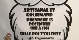 Marché de Noël 2019 de Génélard (71)