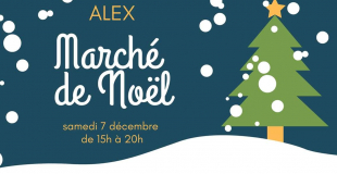 Marché de Noël 2019 d'Alex (74)