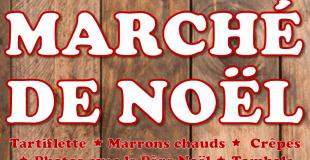 Marché de Noël 2019 à Goussonville (78)