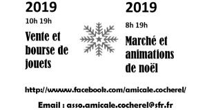 Marché de Noël 2019 de Cocherel (77)