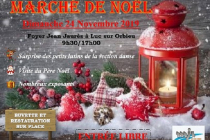Marché de Noël 2019 de Luc sur Orbieu (11)