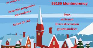 Marché de Noël Saint Martin 2019 - Montmorency (95)