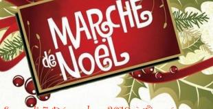 Marché de Noël artisanal 2019 de Tiercé (49)
