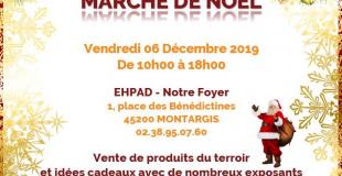 Marché de Noël 2019 de Montargis (45)