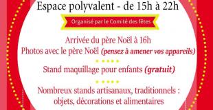 Marché de Noël 2019 de Pechbonnieu (31)