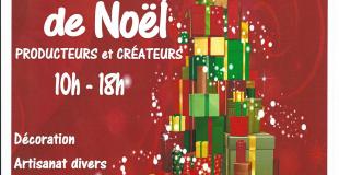 Marché de Noël producteurs et créateurs 2019 de Banne (07)