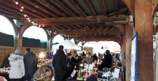 Marché de Noël 2019 à la Bergerie Nationale - Rambouillet (78)