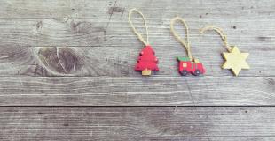 Marché de Noël 2019 - Ecole sac de billes à Plaudren (56)