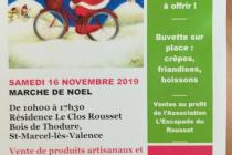 Marché de Noël 2019 de Valence (26)
