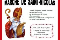 Marché de Saint-Nicolas 2019 à Bar-le-Duc (55)