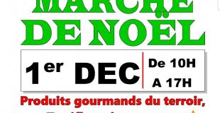 Marché de Noël 2019 de Monchy-Humières (60)
