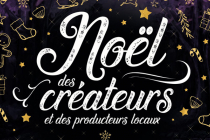 Le Noël des Créateurs et des producteurs locaux 2019 - Clermont-Ferrand (63)