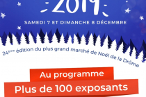 Marche de Noël 2019 d'Alixan (26) : Alixanoël