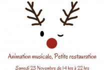 3 éme marché de Noël de Sourbodt (Belgique)