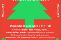 Marché de Noël 2019 à Clichy-la-Garenne (92)