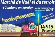 Marché de Noël 2019 de Conflans-en-Jarnisy (54)