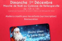 Marché de Noël 2019 à Bellengreville (14)