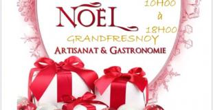 Marché de Noël 2019 de Grandfresnoy (60)