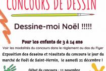 Marché de Noël 2019 de Saint-Hernin (29)