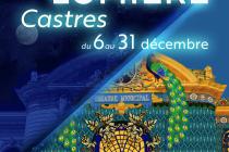 Fresques de Lumière 2019 - Castres (81)