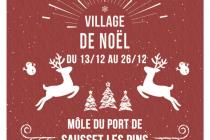 Village de noël 2019 à Sausset-les-Pins (13)