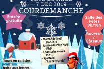 Marché de Noël 2019 de Courdemanche (72)