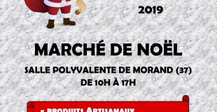 Marché de Noël 2019 de Morand (37)