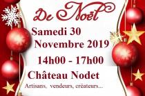 Marché de Noël 2019 de Montereau (77)