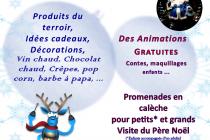Marché de Noël 2019 de Bourneville-Sainte-Croix (27)