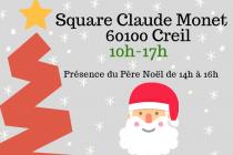 Marché de Noël 2019 de l'Association Animation du Moulin - Creil (60)