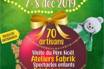 Marché de Noël 2019 du Mesnil Saint Denis (78)