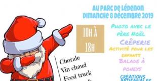Marché de Noël 2019 à Lédenon (30)
