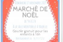 Marché de Noël 2019 de Valbelle (04)