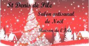 Salon artisanal de Noël 2019 - Saint-Denis-de-Pile (33)