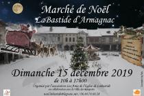 Marché de Noël 2019 à Labastide d'Armagnac (40)